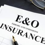 professional liability insurance : E&O for Brokers,Why It's Necessary?