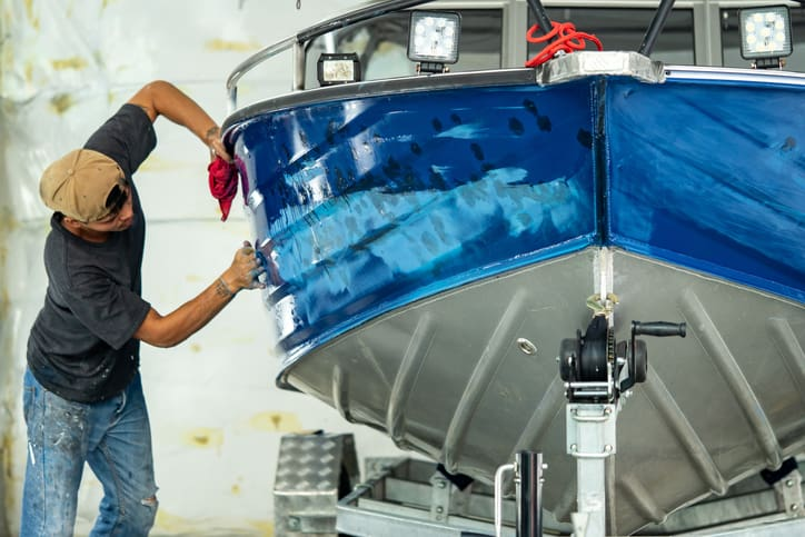 Marine Repair Businesses